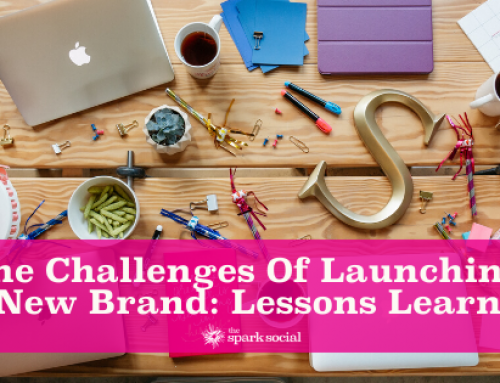 The Challenges of Launching a New Brand: Lessons Learned